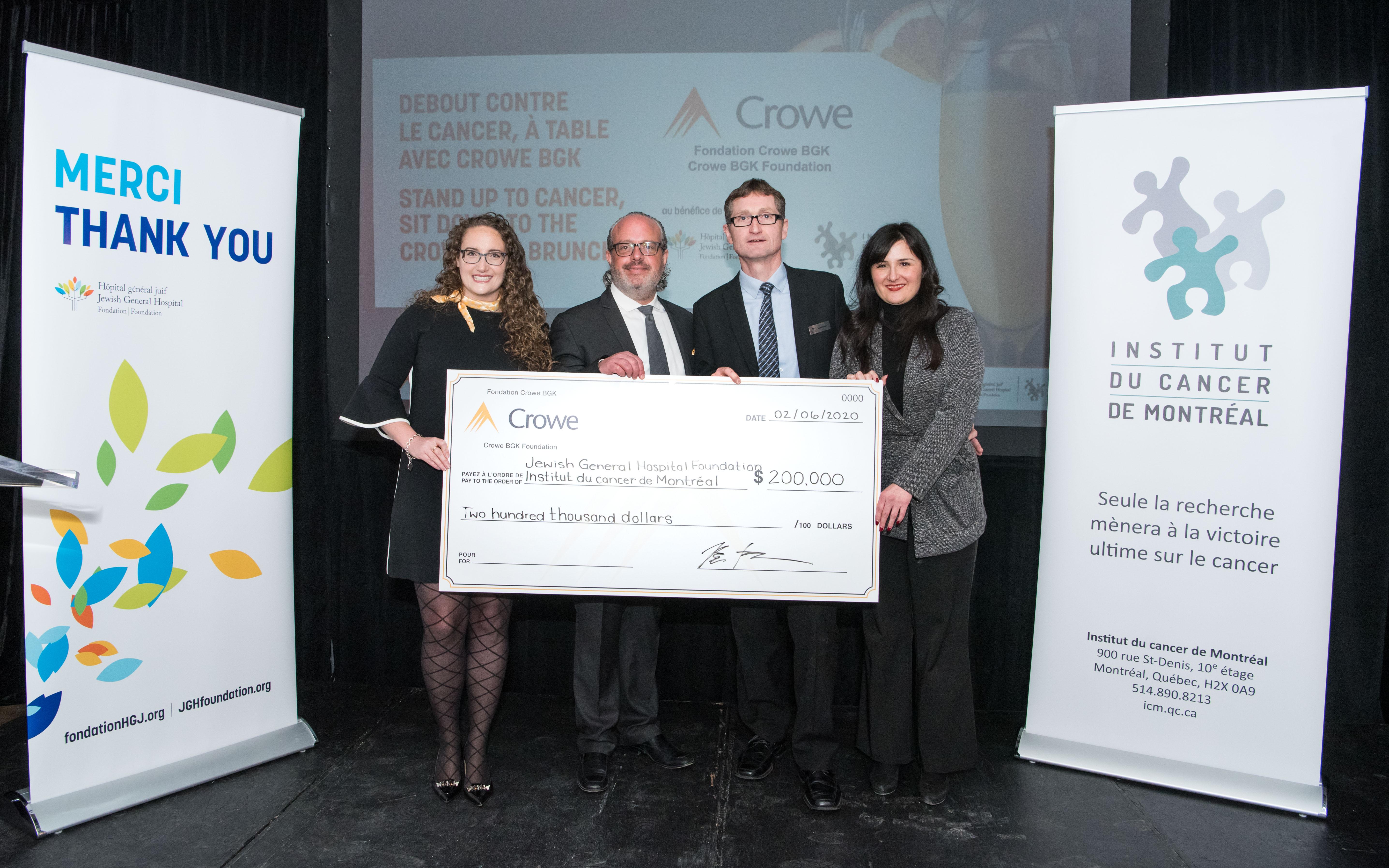 Crowe BGK Foundation