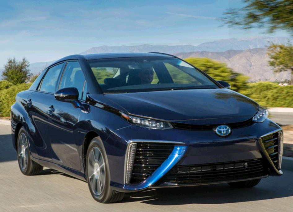 Toyota Hydrogen Cars
