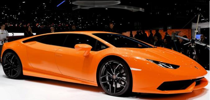 Lamborghini Plans for-door electric GT