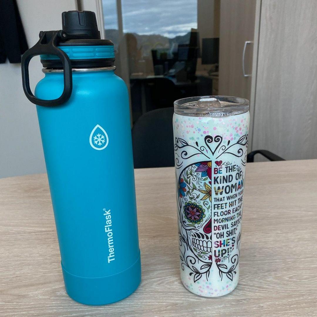 Jen Mendes Reusable Water Bottles