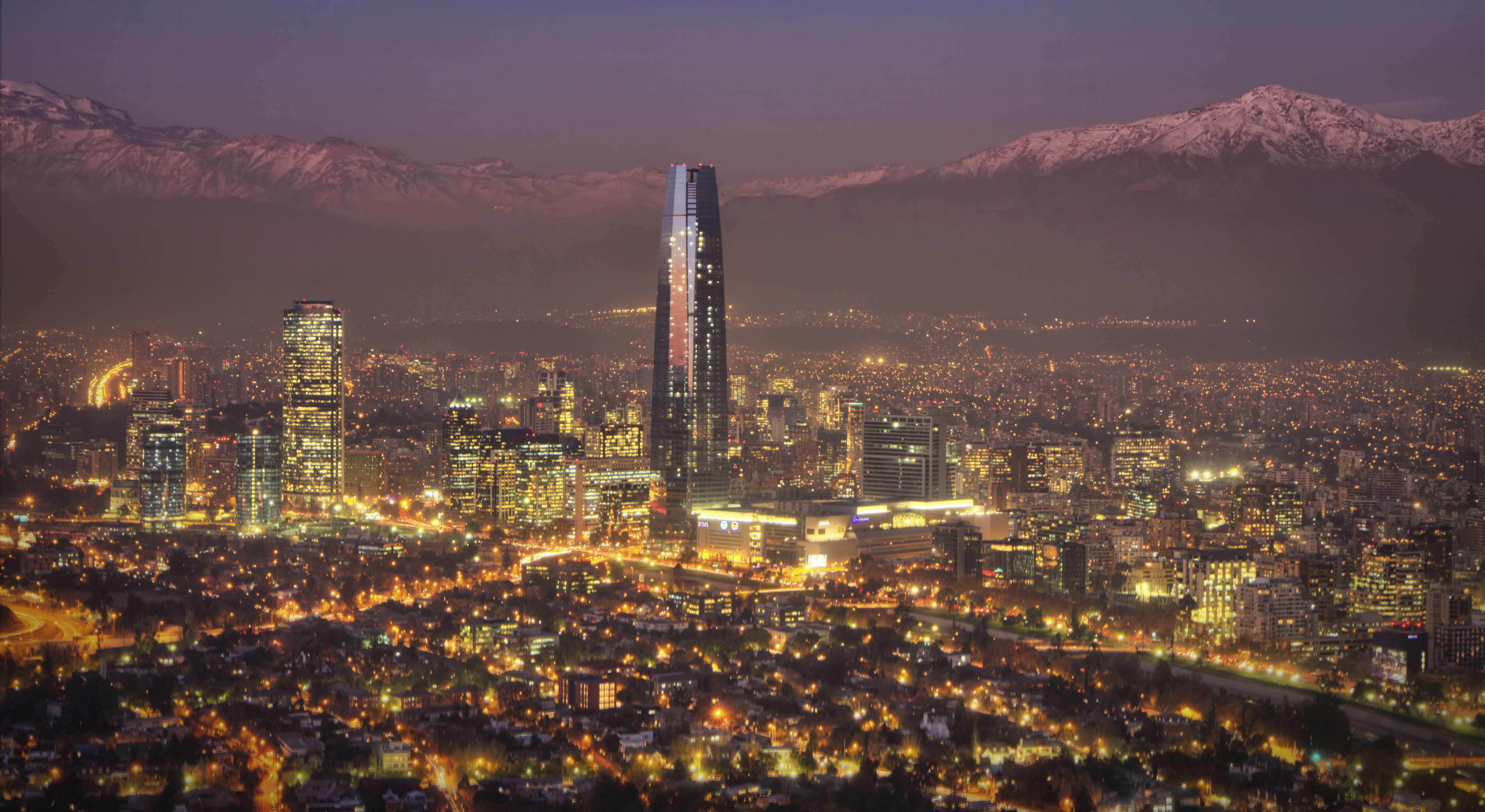 Santiago Home Page