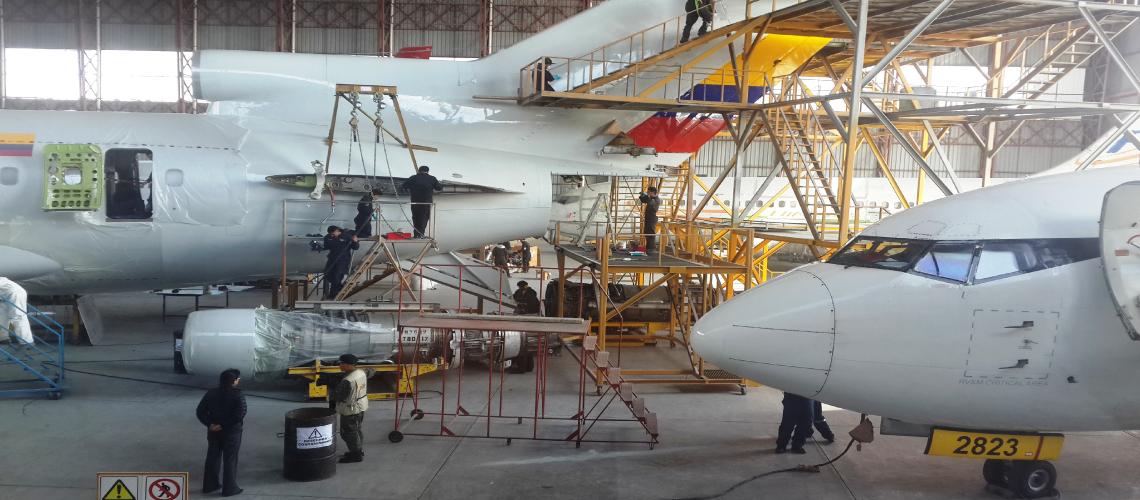 industria aviacion