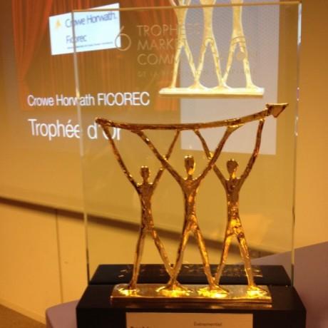 Trophée d'or de la communication de la profession Comptable