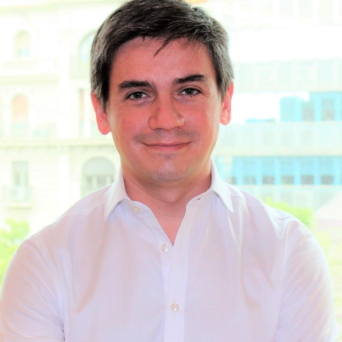 Luis Piacenza, COO, Crowe Spain