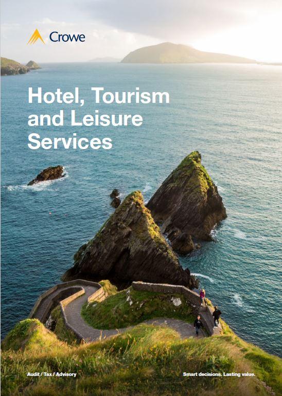 Crowe Ireland HTL brochure cover