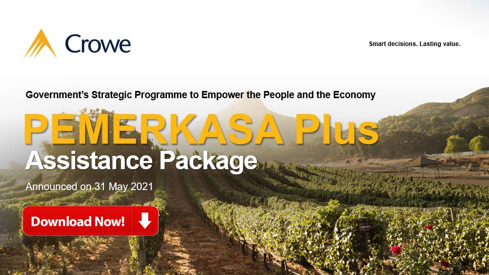 PEMERKASA Plus Assistance Package