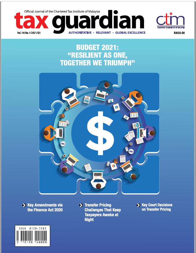 Tax Guardian January 2021