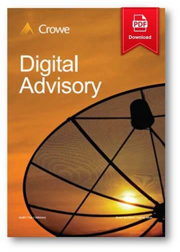 Crowe Malaysia, Crowe Digital Advisory, Crowe Growth Consulting