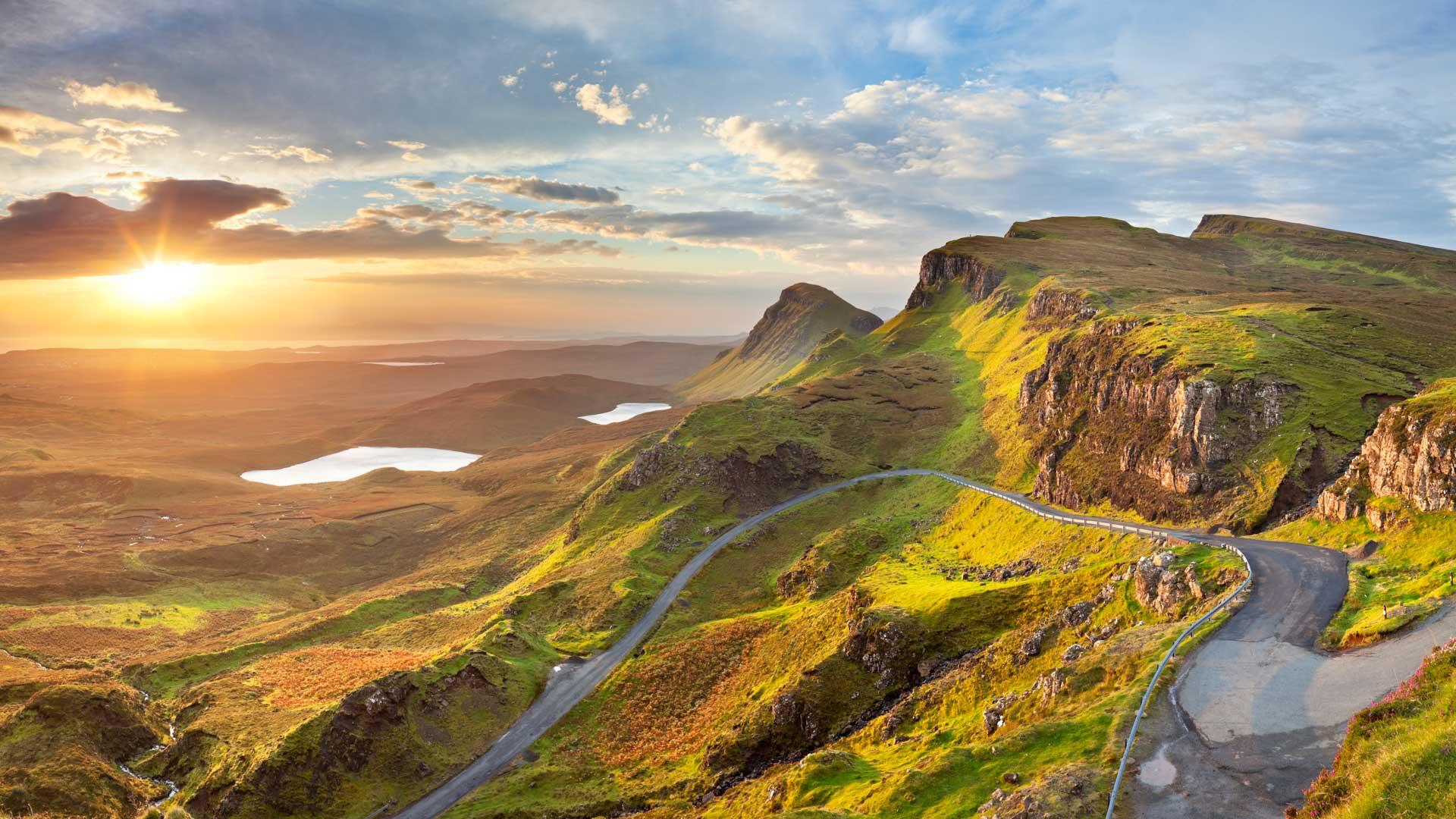 highland mountains