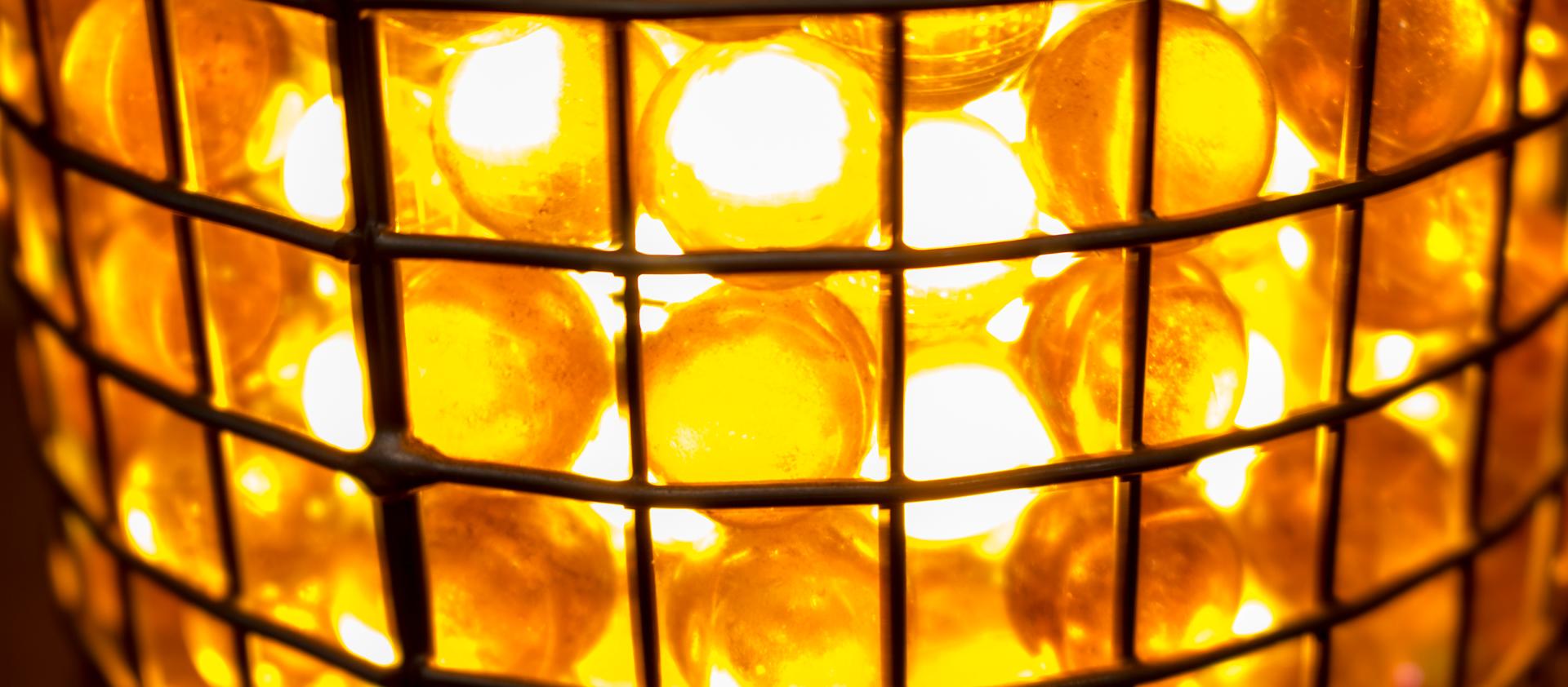 glass ball