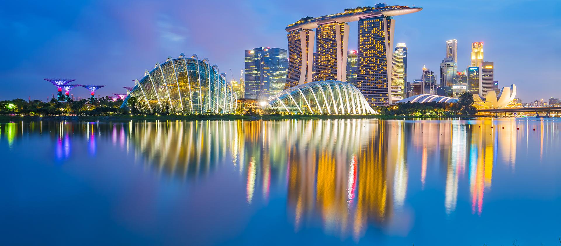 Singapore-cityscape