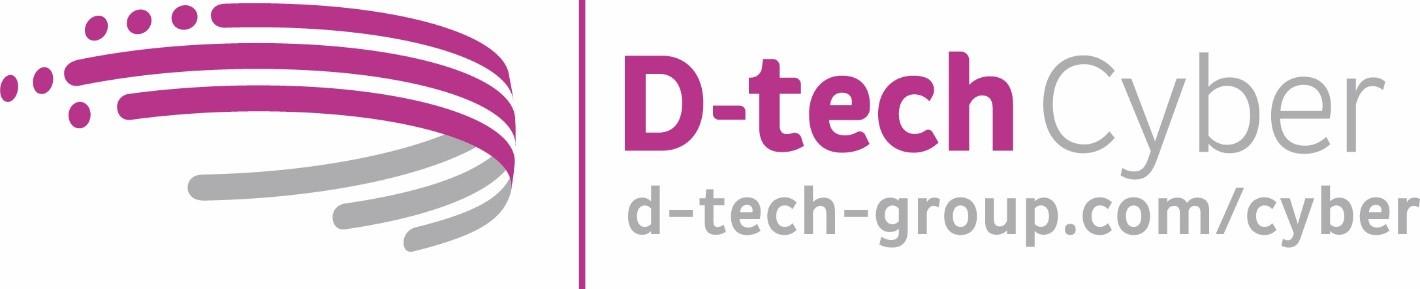d tech logo