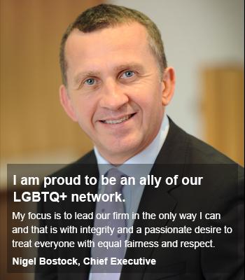 Nigel Pride Quote