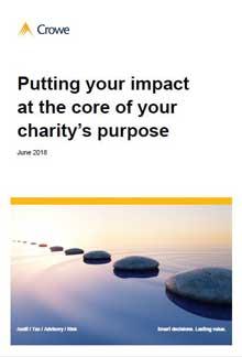 Charities-impact