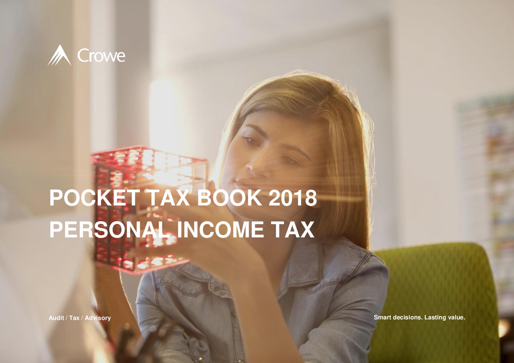 Tax Publications | Crowe Vietnam